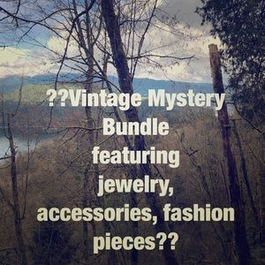Mystery Bundle featuring Vintage pieces